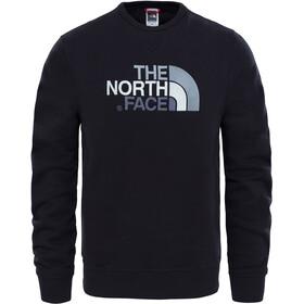 The North Face Drew Peak Crew Longsleeve Pullover Men tnf black